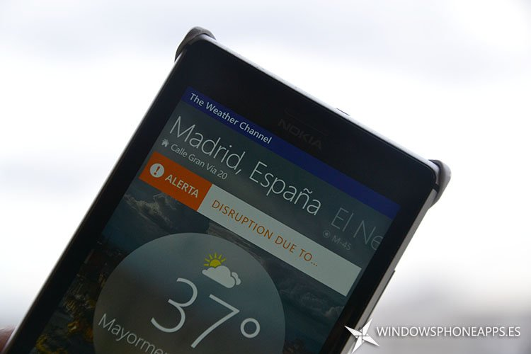 the weather channel wp