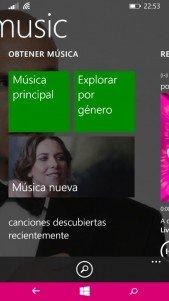 Os mostramos Windows 10 Technical Preview para móviles en imágenes