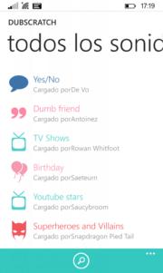 Dubscratch, la aplicación no oficial de Dubsmash