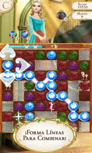 Cenicienta Free Fall el nuevo juego de Disney para Windows Phone