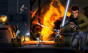 """Rebels, nuevo juego """"Star Wars"""" de Disney"""
