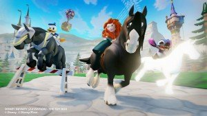 Disney Infinity 2.0 ya está disponible para Windows 8