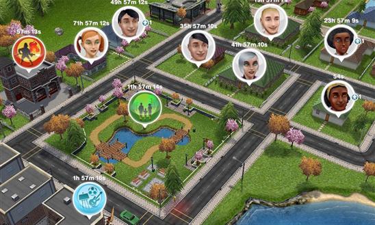 Sims freeplay 3