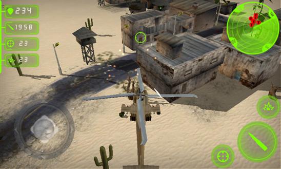 Longbow Assault 3D