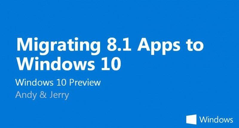migrar de windows 8.1 a windows 10