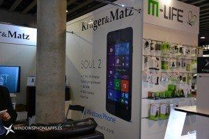 El MWC destapó nuevas marcas que apuestan por Windows Phone