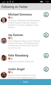 Telescope la alternativa a Periscope de Twitter para Windows Phone