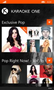 Karaoke One, la App que nos trae hoy MyAppFree gratis