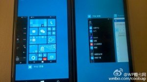 Nuevas imágenes de Windows 10 para móviles calientan el lanzamiento de la Technical Preview 2