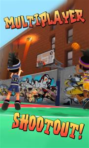 Swipe Basketball 2 llega a Windows Phone