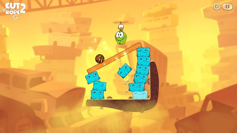 CUT THE ROPE 2 WINDOWS 8 1
