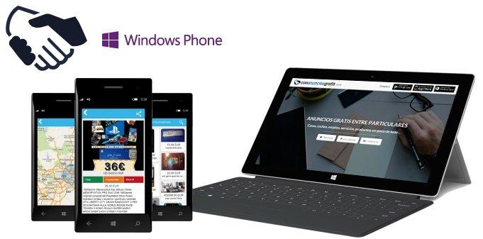 Con Anuncios Gratis WindowsPhone-1