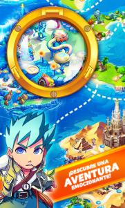 Battle Odyssey ya está disponible para Windows Phone como juego universal