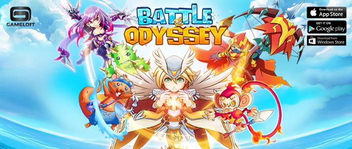 Battle Odyssey Windows Phone
