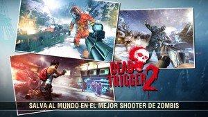 Dead Trigger 2 para Windows 8.1 ya está en la tienda
