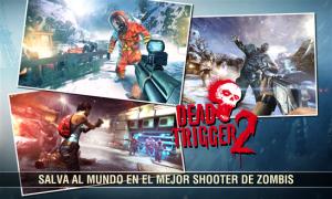 Dead Trigger 2 llega finalmente a Windows Phone