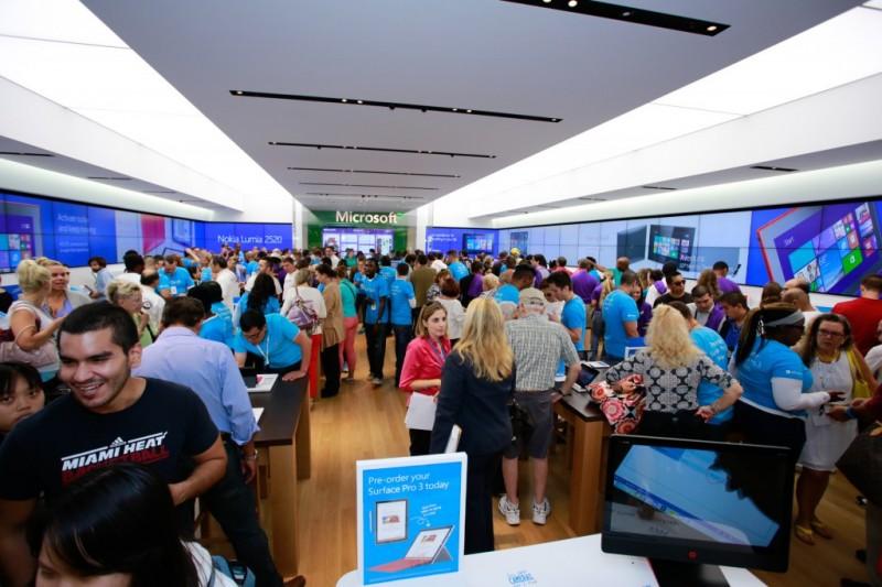 flagship store Microsoft en Sydney