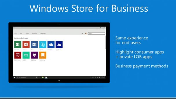 Windows Store Business