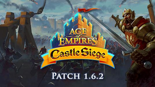 Age of Empires 2 parche