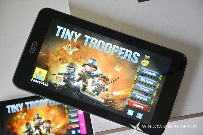 Tiny Troopers ya está disponible para Windows 8.1