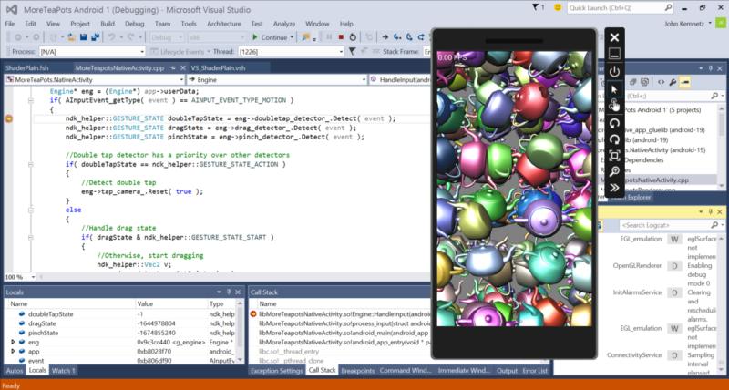 Visual Studio 2015 Release Candidate