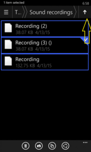 Puedes acceder al sistema de archivos de Windows 10 para móviles