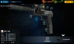 Overkill 3 ya disponible en la tienda Windows Phone 8.1, el nuevo juego de Game Troopers