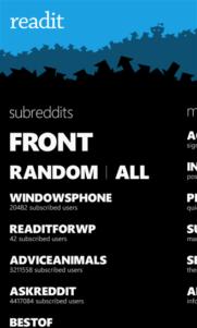Readit, el cliente de Reddit, se actualiza con novedades y pasa a ser gratis con publicidad