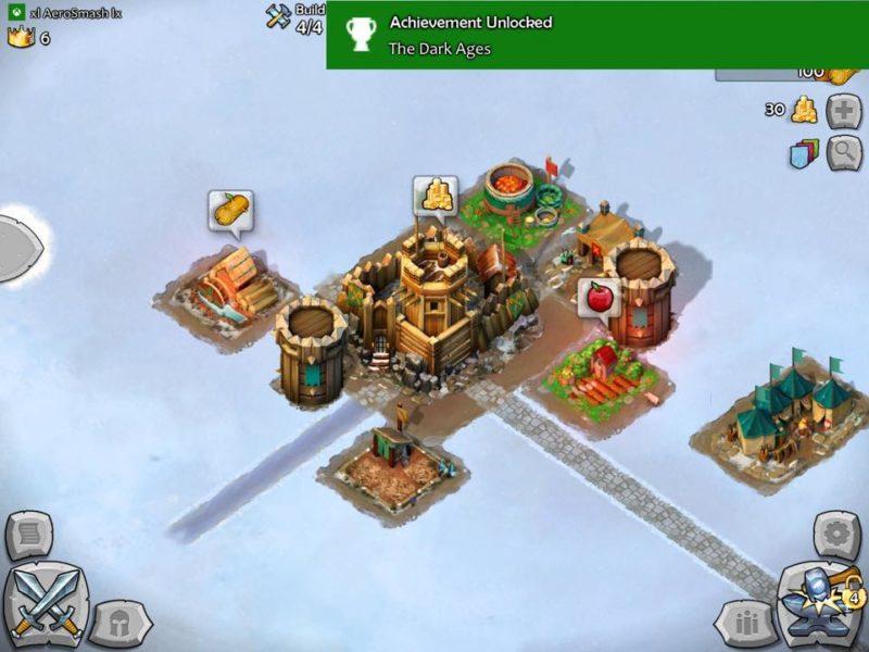 Age of Empires Castle Siege