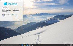 Windows 10 para PC Build 10120 ya se deja ver en imágenes y conocemos su lista de novedades