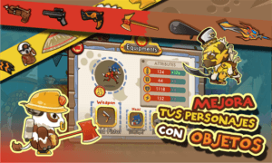 Monster Go! el nuevo juego de Game Troopers ya disponible para Windows Phone