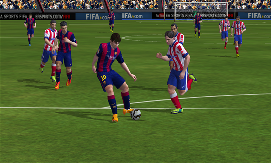 FIFA 15: Ultimate Team y Dream League Soccer se actualizan con novedades
