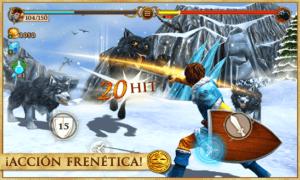 Beast Quest, el nuevo juego de Miniclip para Windows Phone