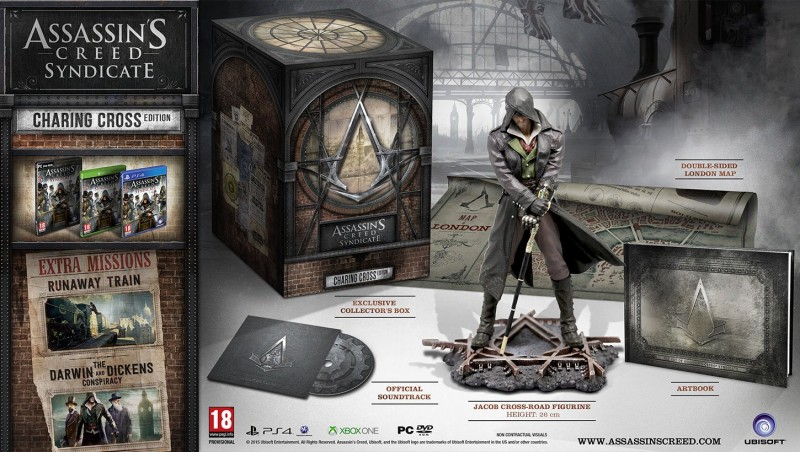 Charing Cross Edition de Assassin's Creed Syndicate