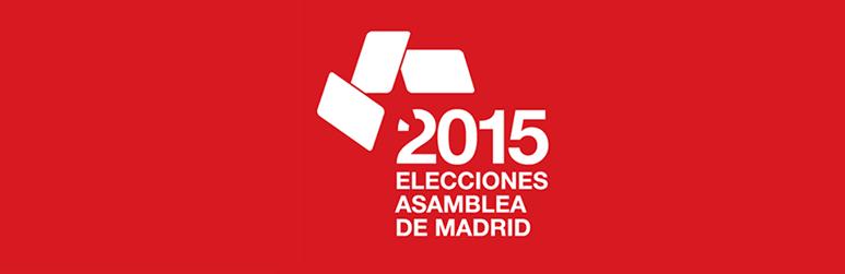 Elecciones 2015 Madrid