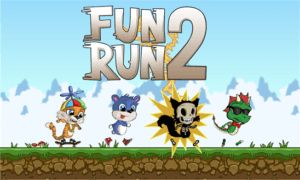 Fun Run 2 Multiplayer Race, compite por llegar a la meta en alocadas carreras con tu Windows Phone