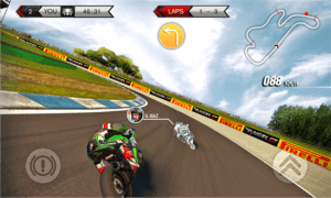 SBK15 Official Mobile Game wp 3