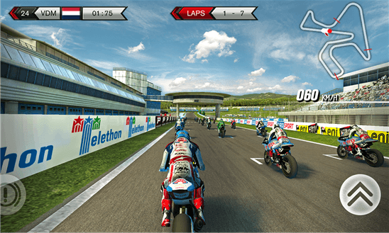 Disfruta de la emoción de las motos con SBK15 Official Mobile Game, ya en Windows Phone