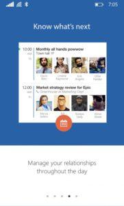 Revolve otra aplicación desvelada de Microsoft, con un fuerte enfoque empresarial
