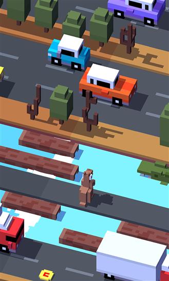 Threes y Crossy Road, dos nuevos juegos que llegan a Windows Phone