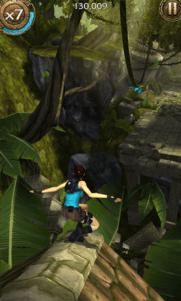 Lara Croft: Relic Run ya está disponible para su descarga gratis y con logros Xbox
