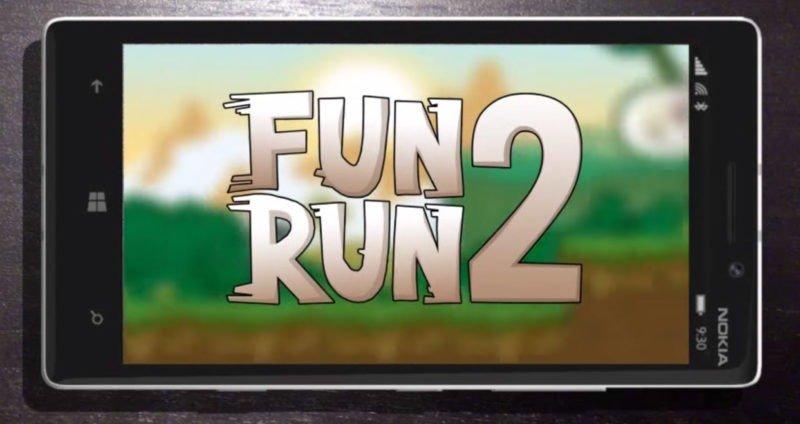 Fun Run 2 Multiplayer Race