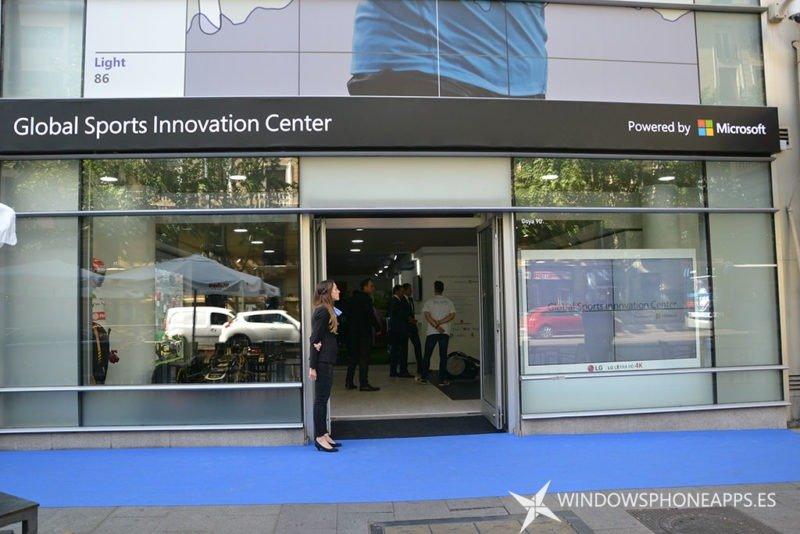 global sports innovation center