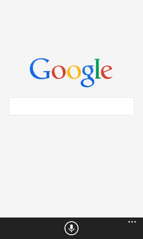 Aplicaciones para suplir la falta de apps oficiales Google en Windows Phone