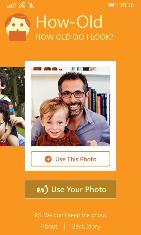 Microsoft adivina tu edad con How-Old, aplicación ya disponible para Windows Phone