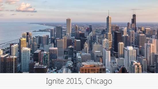 Microsoft Ignite Conference,