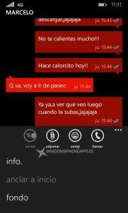 Las llamadas de WhatsApp para Windows Phone ya se están probando en la beta [Imágenes en Español]