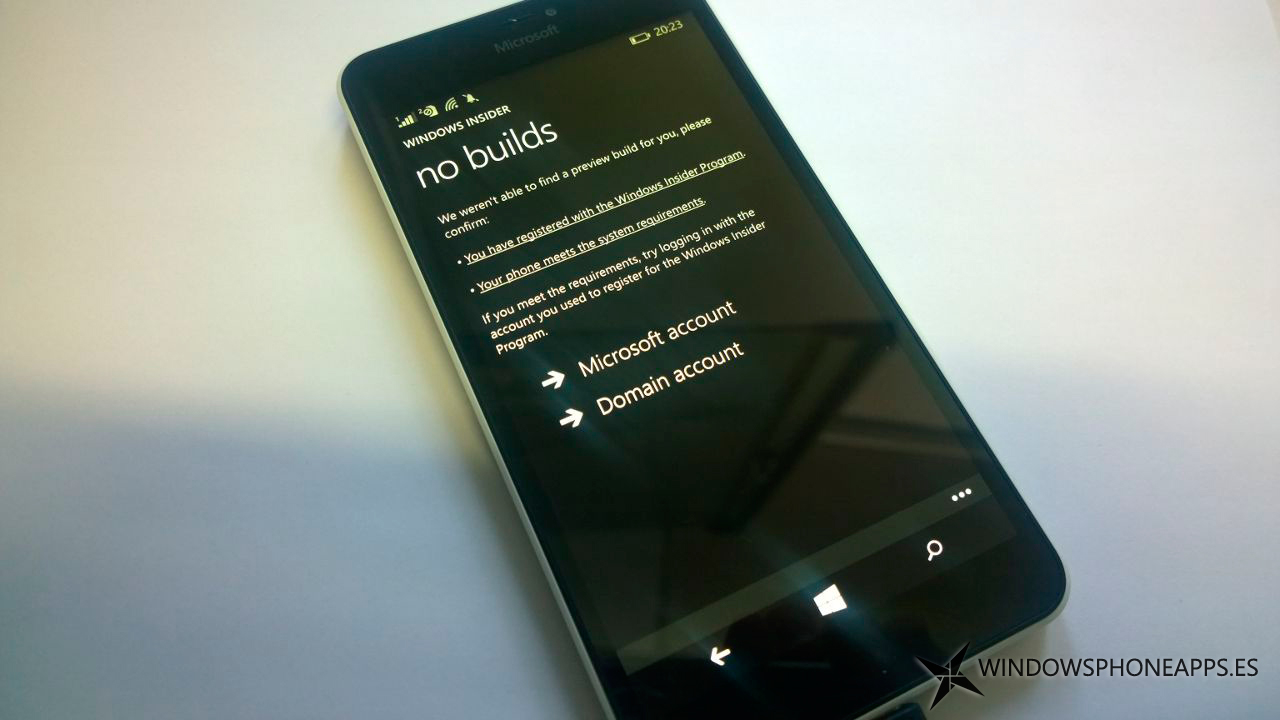 lumia-640-XL-no-puede-actualizar-window-10-mobile-windows-insider-app