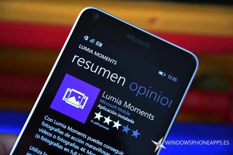 lumia moments