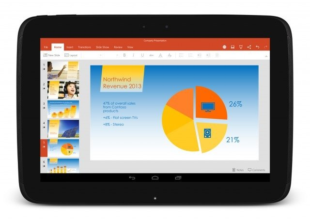 office-tablets-android